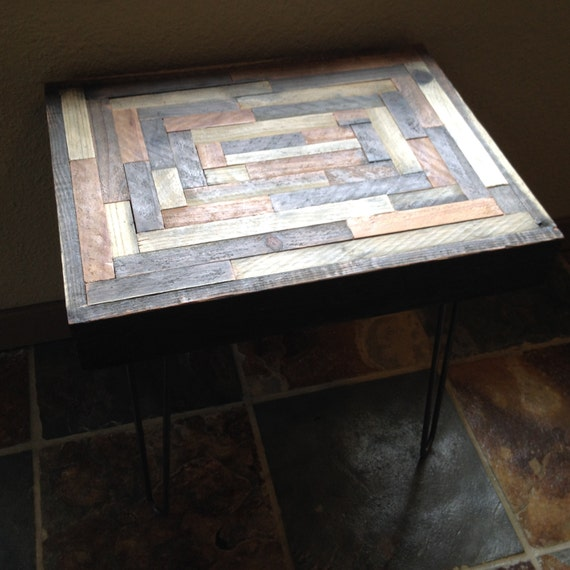 Reclaimed Wood Coffee Table Chicago: 25% OFF SALE Barnwood Coffee Table Industrial Furniture