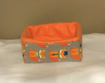 Rectangle Fancy Fox Small Animal Bed