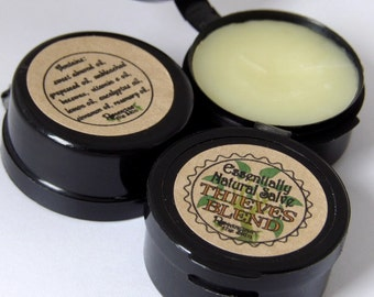 Essentially Natural handcrafted Thieves Salve (Gluten Free)