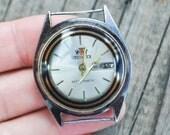 Vintage wrist watch for parts.Didn't work.