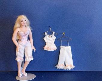 1/12 Scale Dollhouse Miniature Clothing