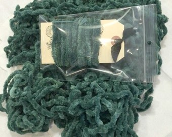 Hand-Dyed 100% Cotton Jumbo Chenille - Sequoia