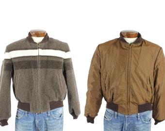 1950s bomber jacket – Etsy