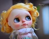 Custom blythe Doll by Poonchaya +Honey+