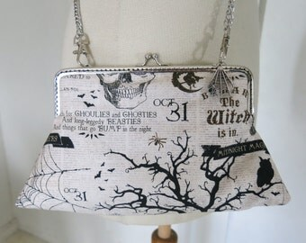 Every day is halloween- Bag / purse