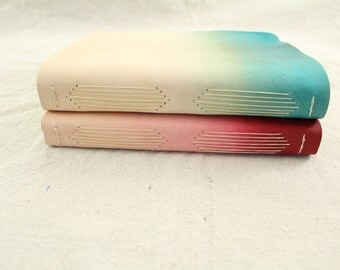 Ombre Leather Journal