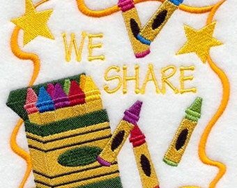 We Share - Class Rules