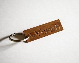 Copper Key Chain -Wench