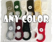 ANY COLOR towel ring holder, great for holding dish or hand towels in the kitchen, bathroom, laundry, nursery, garage.