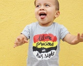 Pre-order: All Are Precious T-shirt, baby, kids, toddler, religious, christian, shirt, red, yellow, black, white