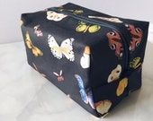 Travel Box Pouch- Butterfly Travel Pouch