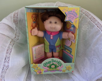 Cabbage Patch Kid, Babblin' Fun Cabbage Patch Kid