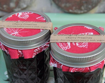 Cherry  Preserves - 8oz