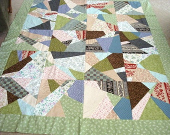 Quilt Top - Stack and Whack
