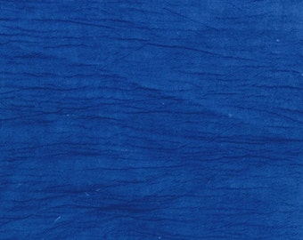 """54"""" Royal Blue Cotton Gauze Fabric-15 Yards Wholesale by the bolt"""