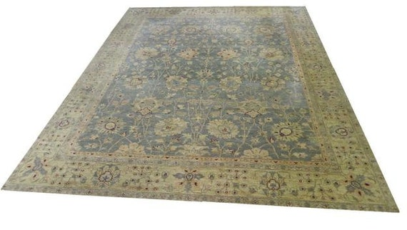 Vintage restoration hardware rug 9x12 for Restoration hardware rugs on sale