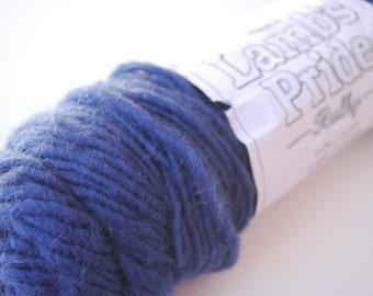 1 skein Lamb's Pride Bulky wool mohair
