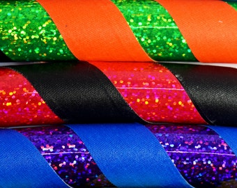 Custom STANDARD Collapsible Hula Hoop // Pick ANY 2 Colors // Budget Hoop // 3/4 100psi // Any Size // DeSiGn YoUr OwN HoOp