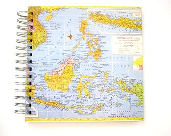 Travel Journal for Indonesia / Bali / South East Asia