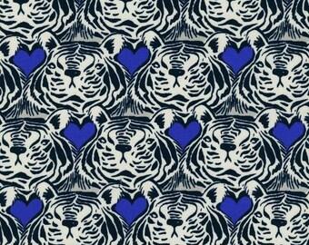 Cotton + Steel - COLLABORATIVE - Bluebird - Tigerheart by Sarah Watts