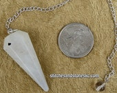 SALE !!*** Moonstone Pendulum #3