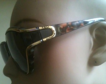 2 TED LAPIDUS SUNGLASSES, Vintage Prescription Eyeglasses Pair