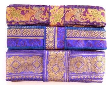 Silk Sari borders, Sari Trim SR403