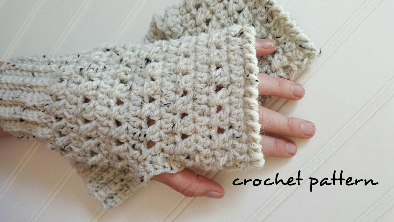 Driving gloves knitting pattern - Crochet Wrist Warmer Pattern Crochet Glove Pattern Winter Gloves Fingerless Driving Gloves Driving Gloves Crochet Pattern