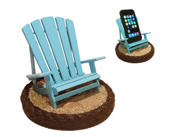 iBeach - A Beach Style Smartphone Stand for iPhone, Galaxy, etc.