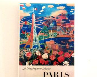 Paris vintage Wall Tile