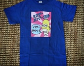 Vintage Homer Simpson Mr. Sparkle Men's Small Shirt