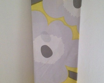 """Marimekko Fabric Designed by Maija Isola """"Unikko"""" for Wall Art, Home Decor or Sewing Projects"""