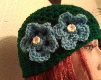 Kelly Green Hat
