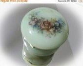 15% Off Sale Vintage Genuine Hand Carved Alabaster Trinket Box Made In Italy