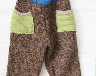 Toddler sweater pants - size 18 month- 2 years - super soft