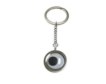 Googly Eye Pendant Keychain