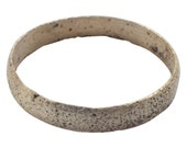 Ancient Viking Ring Wedding Band  C.900A.D. Size 8 1/2   (19mm)[PWR1051]
