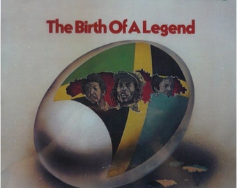 BOB MARLEY & the WAILERS the Birth of a Legend Factory SeALed Vinyl 2-Lp Record Set Reissue 1976
