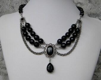 Black Onyx Elegance