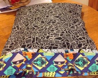 Dr Who Pillow Case