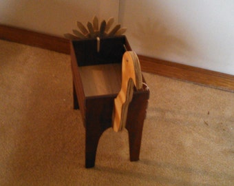Thanksgiving Card holder/Centerpiece