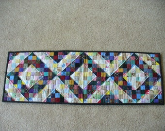 Hand-Quilted Table Runner