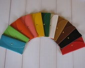 Sale- Colorful Clutches, Womens Wallet