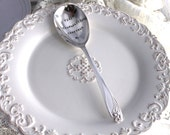 """Thanksgiving Table Decor """"First Thanksgiving Together"""" Engagement Wedding Christmas Gift - DAFFODIL 1950 - Casserole Server"""