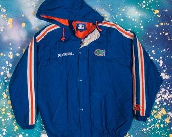 Florida GATORS Starter Jacket Men's Size L