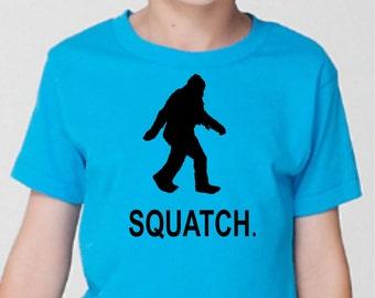 Kids Squatch T Shirt
