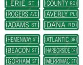 Custom Street Signs for elizabethandrews3