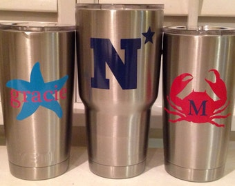 Personalized Yeti Rambler (30 oz)