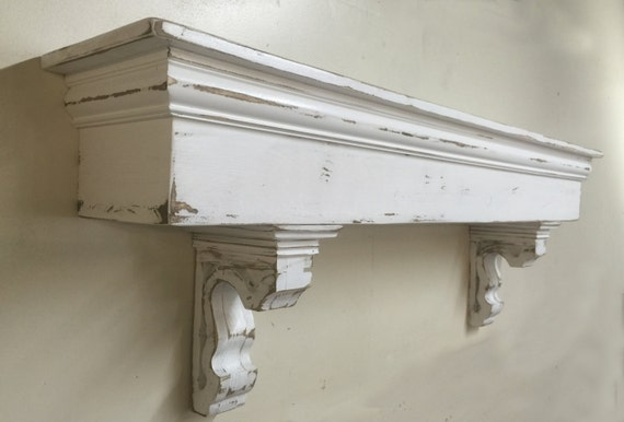 French country mantle with corbels large mantle wooden for French country shelves