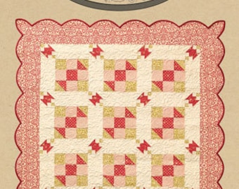 Candy Taffy Quilt Pattern - Cotton Way